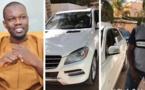 Ousmane Sonko offre une 4x4 Mercedes à son garde du corps le lutteur limousine