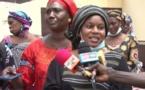 Solidarité Ramadan à Thiès Les femmes du BBY distribuent du Riz et du Sucre