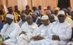 Dialogue national : réunion
