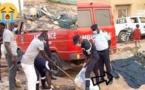 Cheikh Mbaye porté disparu depuis trois mois a été retrouvé dans les canalisations de l'ONAS à Thies quartier diamagueune avec les même habits le jour de sa disparition