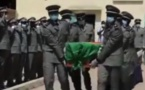 [Vidéo] Douanier abattu à Rosso : Les poignants témoignages sur L. Faye à la levée du corps