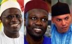 AFFAIRE COALITION DES QUATRE «GRANDS» DE L'OPPOSITION Le débat ne sera pas posé en interne au Frn