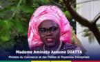 CONSEIL NATIONAL DE LA CONSOMMATION Assome Diatta liste une batterie de mesures pour atténuer l'impact de la hausse des produits de grande consommation