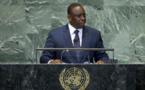 Président Macky Sall en direct de l'ONU