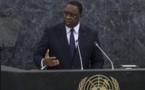 AG de l'Onu : Suivez le discours de Macky Sall