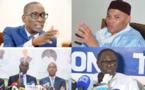 La grande coalition Wallu Sénégal est née