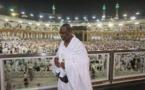 Macky Sall fait sa Oumra avec sa famille, Amadou Bâ et Moustapha Diop