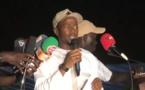 Meeting de remobilisation de Abdou Mbow qui a vu la participation de la quasi totalité des leaders du BBY à Thies