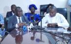 POUR UN RETOUR DU BASKET SENEGALAIS AU PREMIER PLAN AFRICAIN Matar Ba et Babacar Ndiaye se mettent à la promotion de la jeunesse
