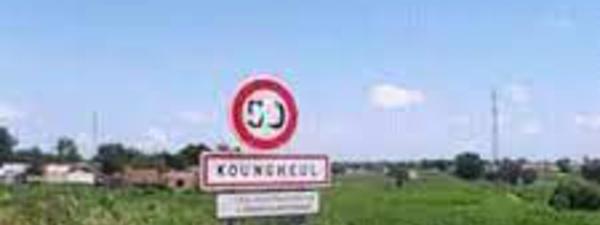 La Cojer de Koungheul divisée