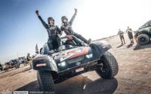Africa Eco Race - Mathieu Serradori grand vainqueur à Dakar