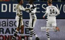 Rennes : Doublé de Diafra Sakho contre Caen