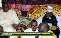 Porokhane, Président Macky Sall renouvelle son allegeance auprés du Khalif général des mourides