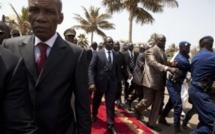 Bruno n'était pas du voyage du Mali, mais devait accompagner le Président hier à l'aéroport
