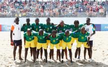 CAN BEACH SOCCER: Le Sénégal sur le toit de l'Afrique pour la 5e fois