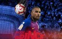 MERCATO : KEVIN-PRINCE BOATENG REJOINT LE FC BARCELONE (OFFICIEL)