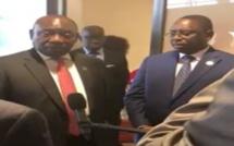 XÉNOPHOBIE EN AFRIQUE DU SUD: Ramaphosa envoie une délégation à Macky Sall pour s'expliquer… et s'excuser