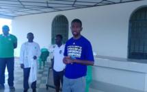 ABDUL FAISAL CHIBSAH, COACH UNIVERSITÉ DELAWARE (USA): «Tous les 52 États veulent organiser un match pour la Coupe du monde»