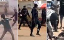 AFFRONTEMENT À LAM-LAM: Les gendarmes gazent les conducteurs Interurbain...