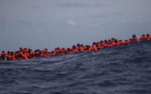 """Après 9 jours d'errance en mer pour railler l'Europe: des migrant fatigués """"échouent"""" à Saint-Louis"""