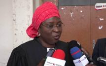 Me Ndèye Fatou Touré : «quand on fait cette diffamation, on doit être puni de manière exemplaire»