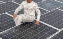 You installe le solaire chez lui et incite tout le monde à le faire