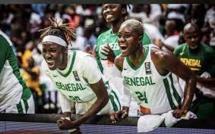 AFROBASKET DAME, YAOUNDE 2021 : EGYPTE-SENEGAL 63-78 Les Lionnes balayent les Reines d'Egypte et passent en quart